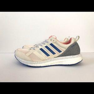 new arrival c4f64 ea7c9 Womens Adizero Tempo 9 Boost Running Shoes Sz 8.5. NWT